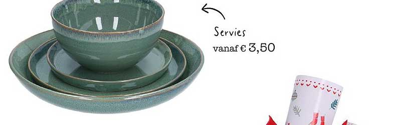 Dille & Kamille Servies