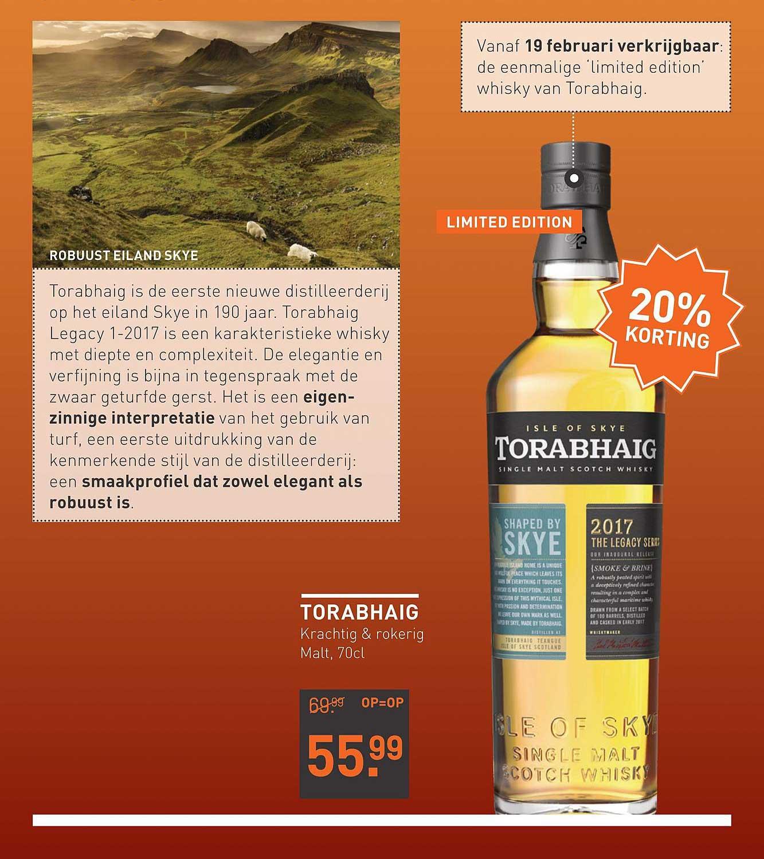 Gall Gall Torabhaig 20% Korting