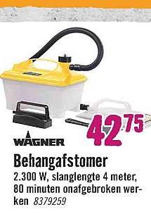 Hornbach Wagner Behangafstomer