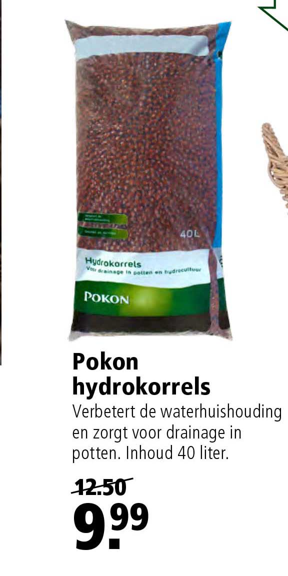Welkoop Pokon Hydrokorrels: €9,99