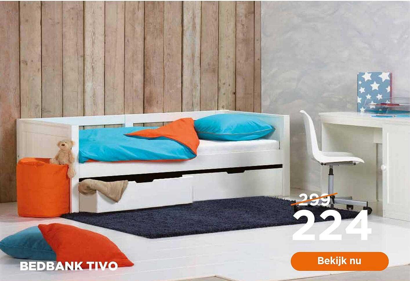 TotaalBED Bedbank Tivo