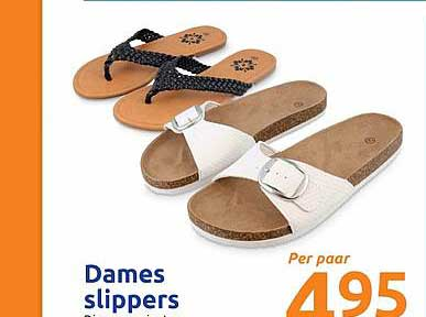 Action Dames Slippers