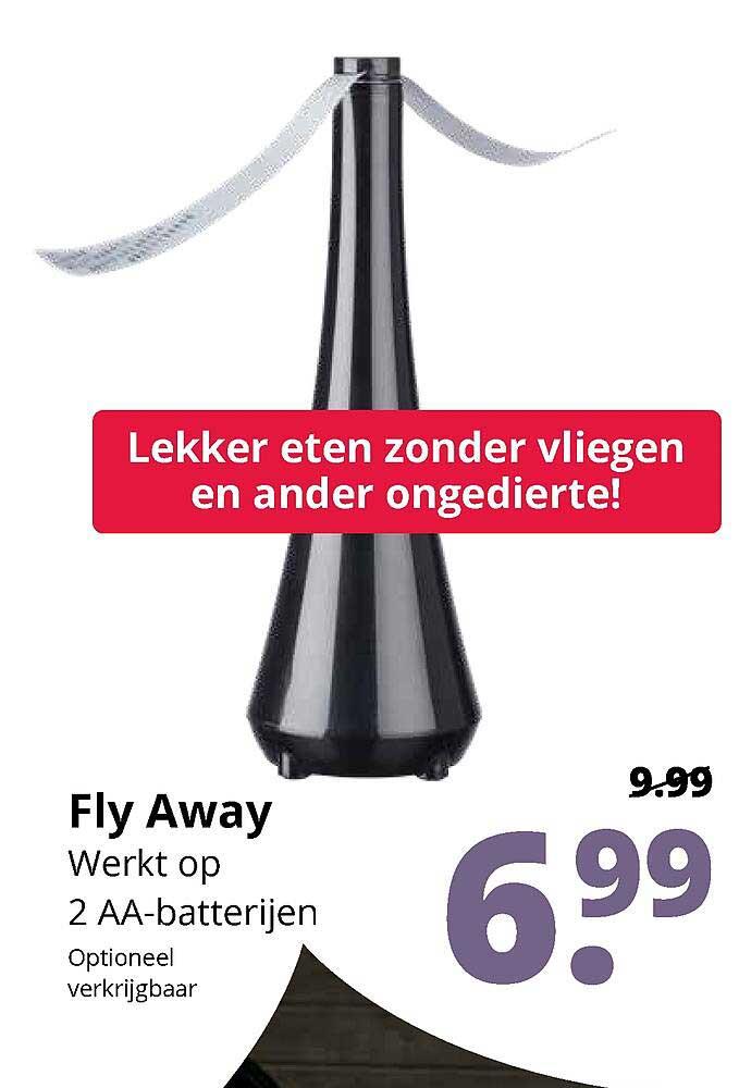 GroenRijk Fly Away