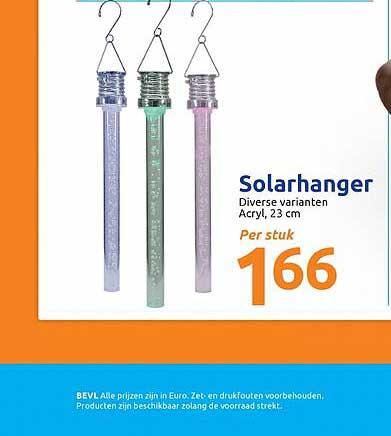 Action Solarhanger