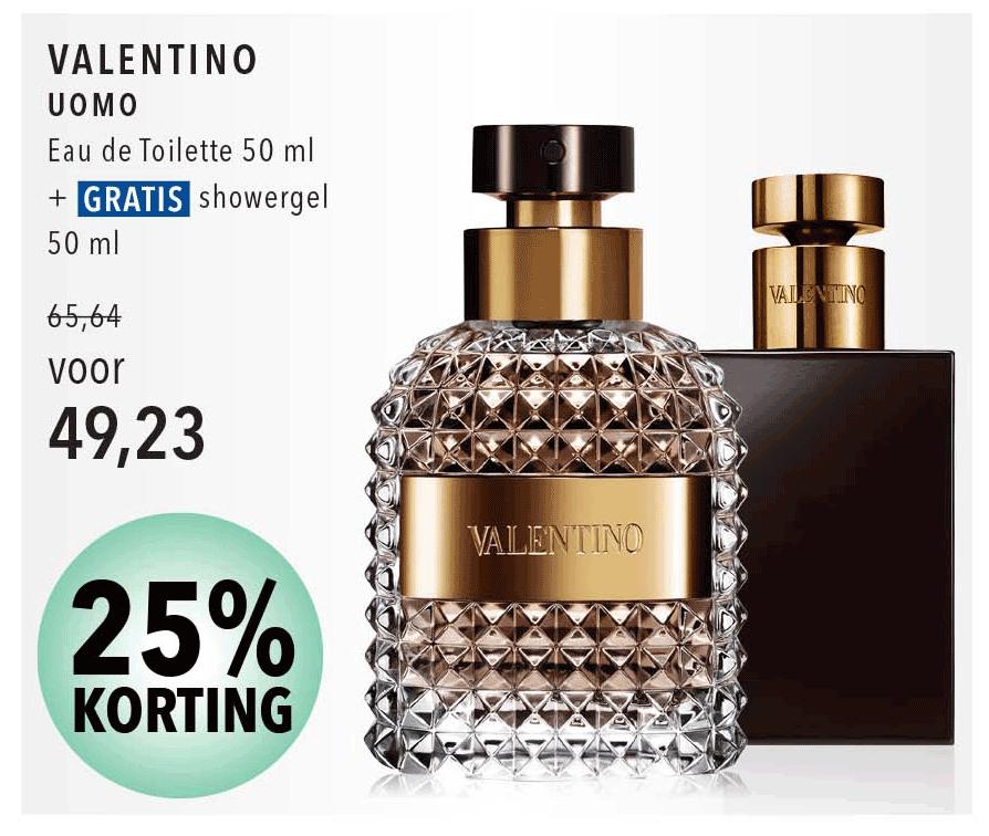 Douglas Valentino Uomo: 25% Korting