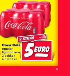 Nettorama Coca Cola