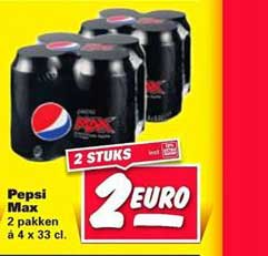 Nettorama Pepsi Max