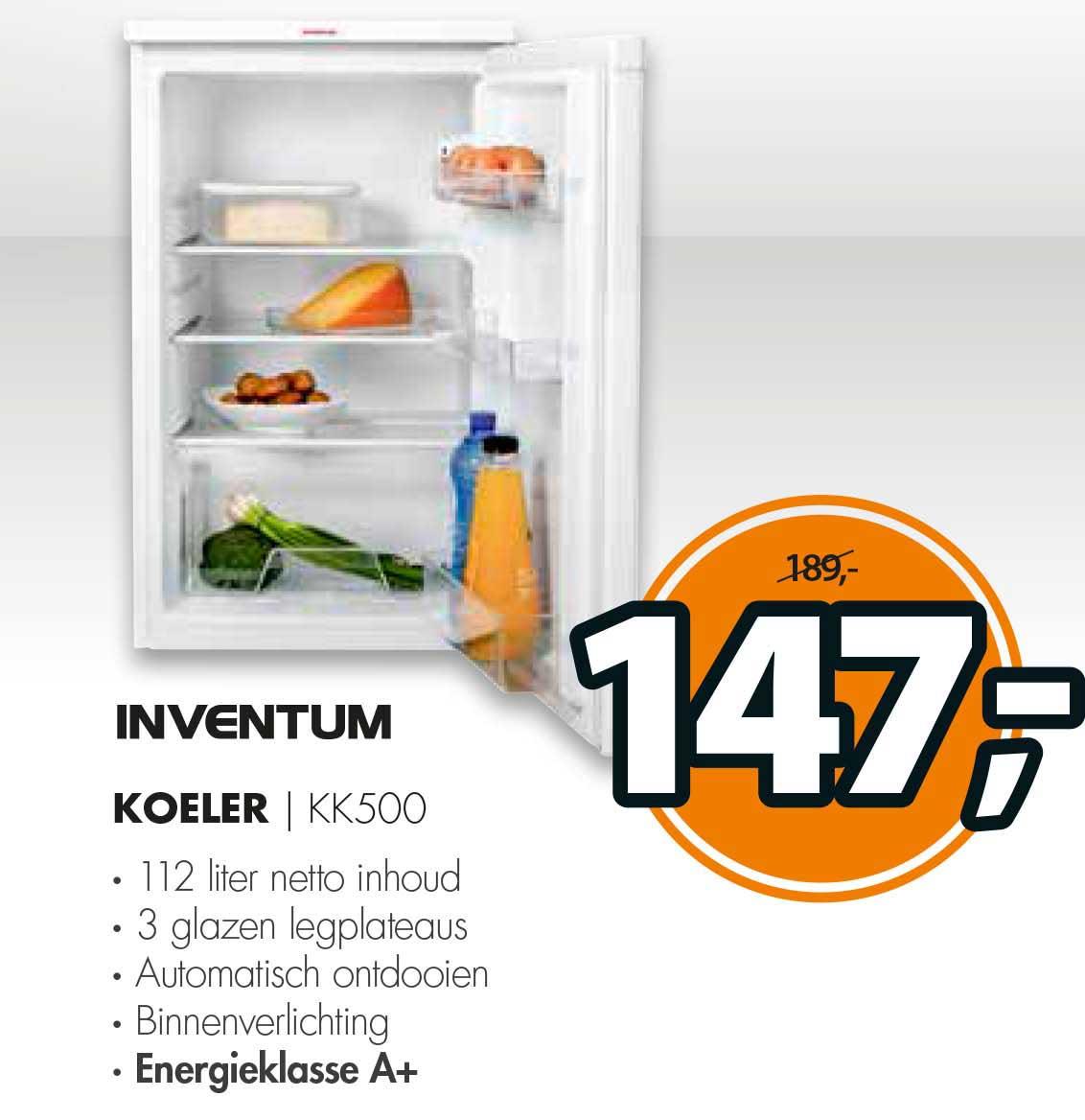 Expert Inventum Koeler KK500