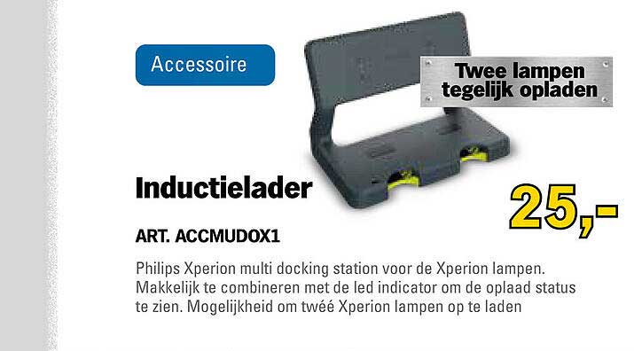 Toolspecial Inductielader