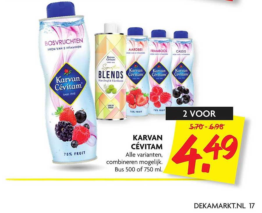 DekaMarkt Karvan Cévitam