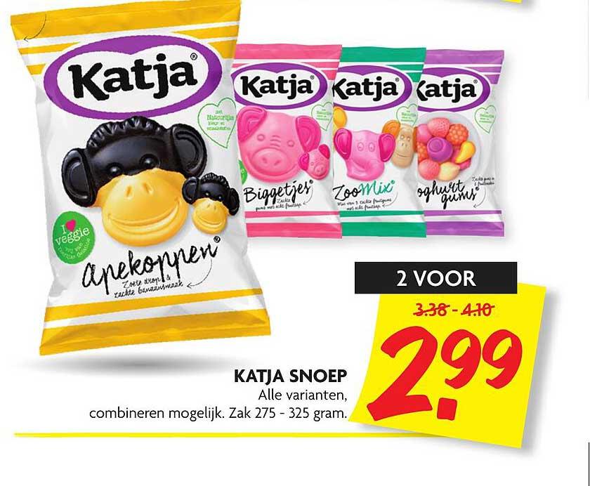 DekaMarkt Katja Snoep