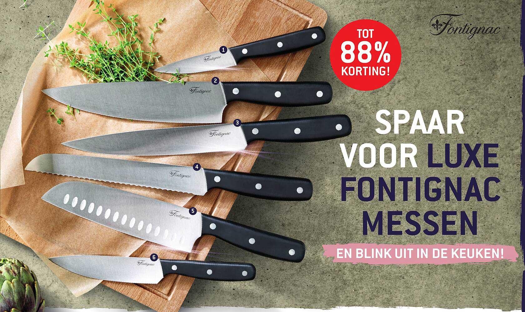 DekaMarkt Luxe Fontignac Messen Tot 88% Korting