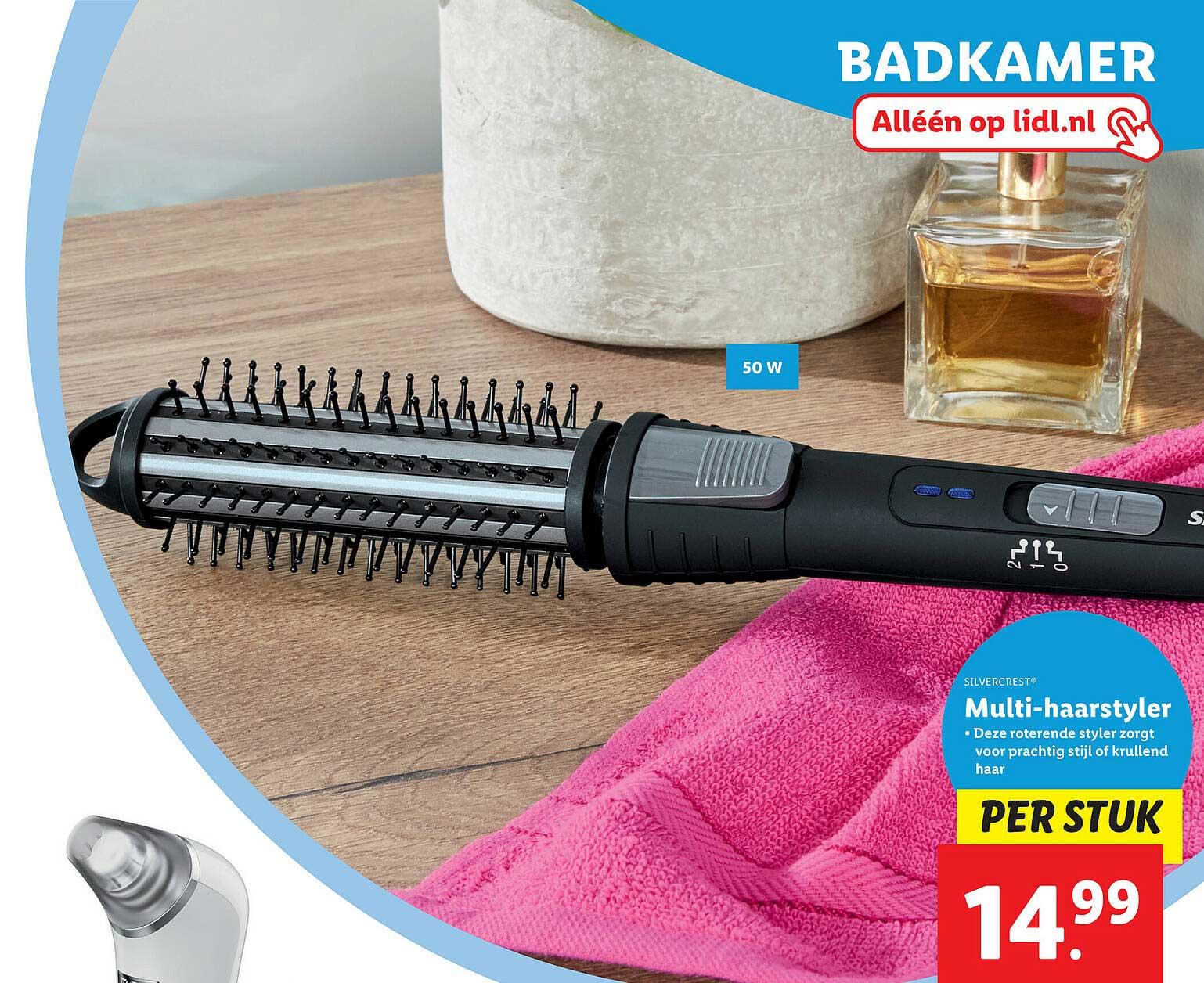 Lidl Shop Silvercrest® Multi-Haarstyler