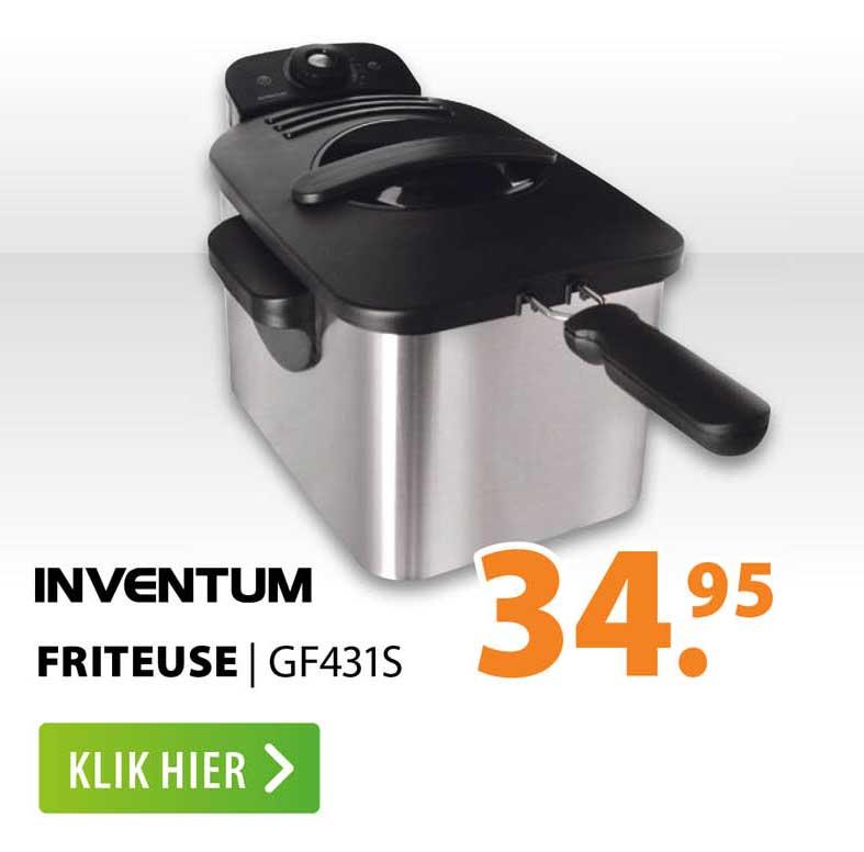 Expert Inventum Friteuse   GF431S
