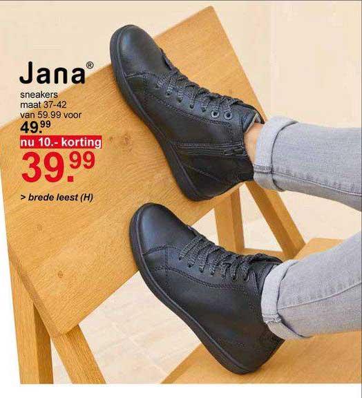 Scapino Jana® Sneakers 10.- Korting