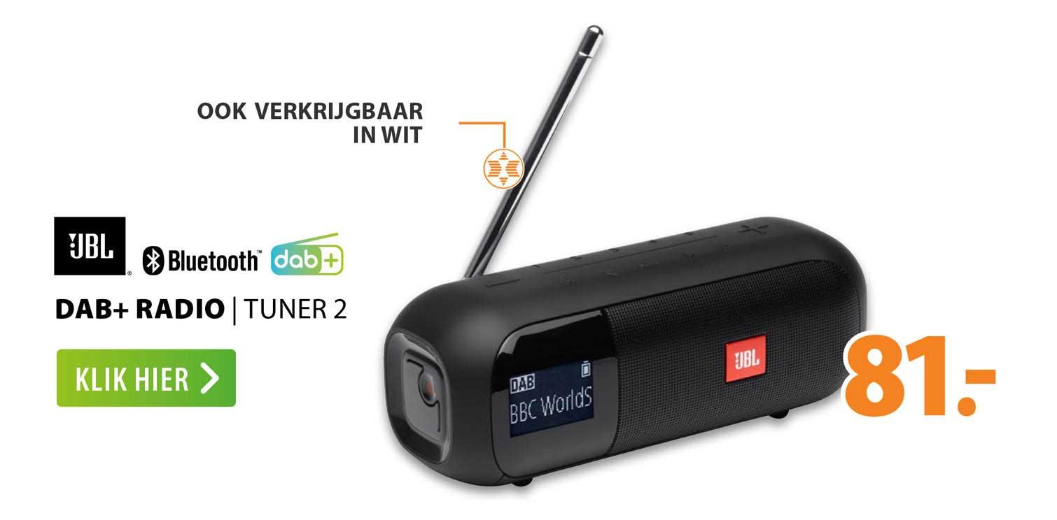 Expert JBL Dab+ Radio   Tuner 2