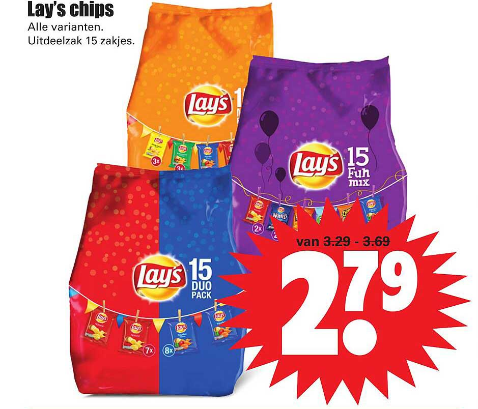 Dirk Lay's Chips