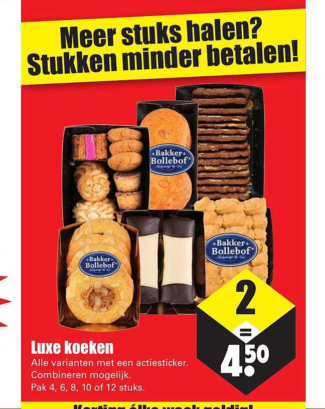 Dirk Luxe Koeken