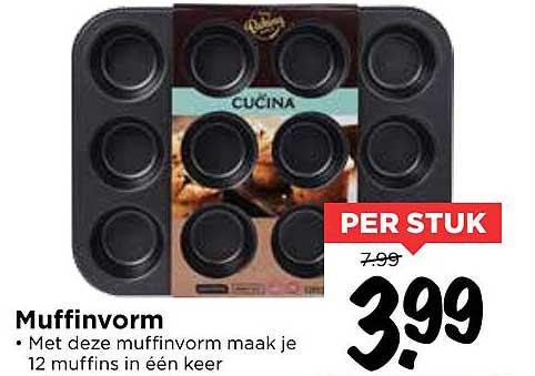 Vomar Muffinvorm