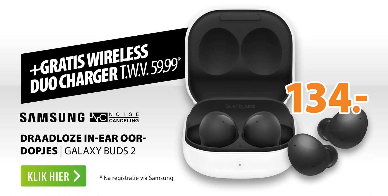 Expert Samsung Draadloze In-Ear Oordopjes   Galaxy Buds 2