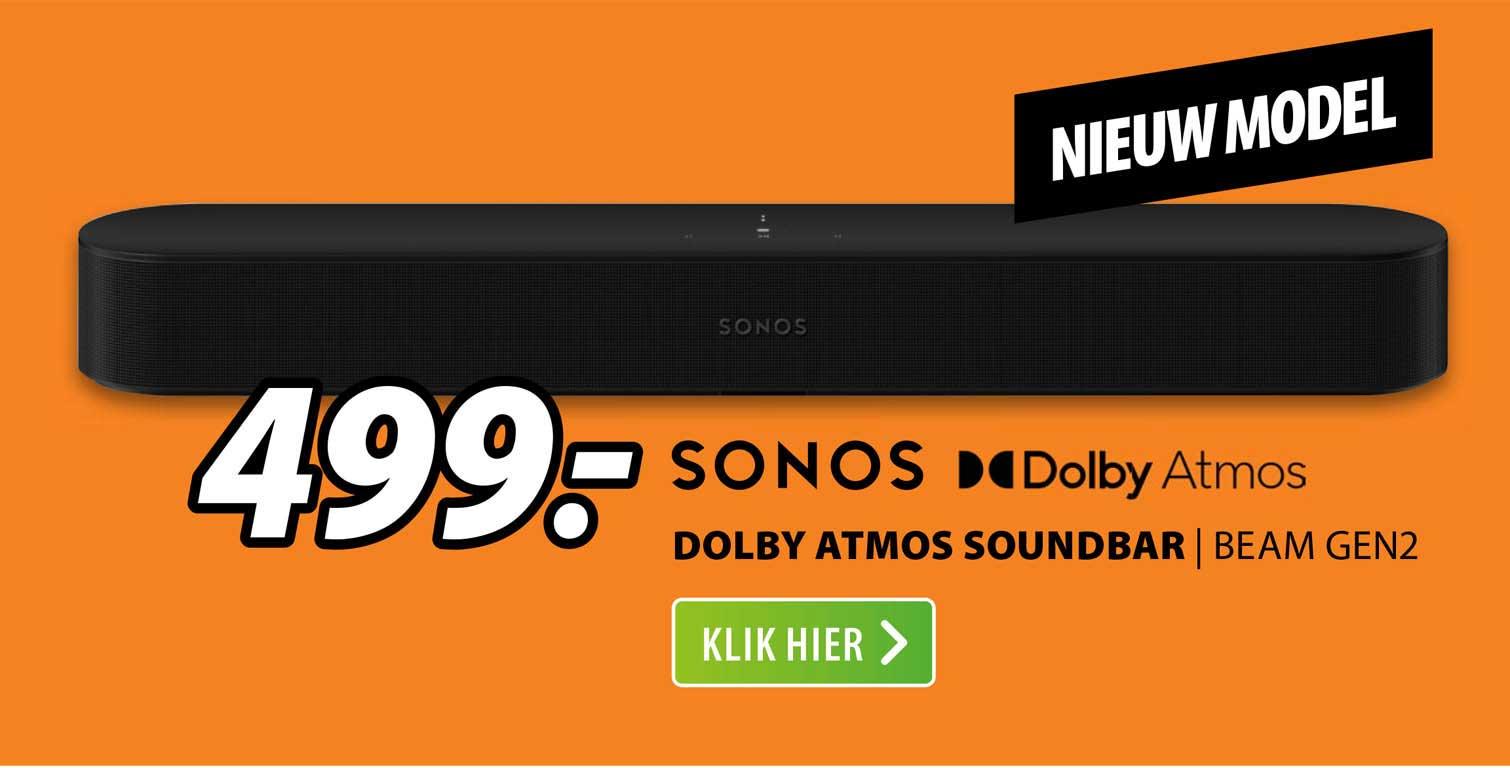 Expert Sonos Dolby Atmos Soundbar   Beam Gen2