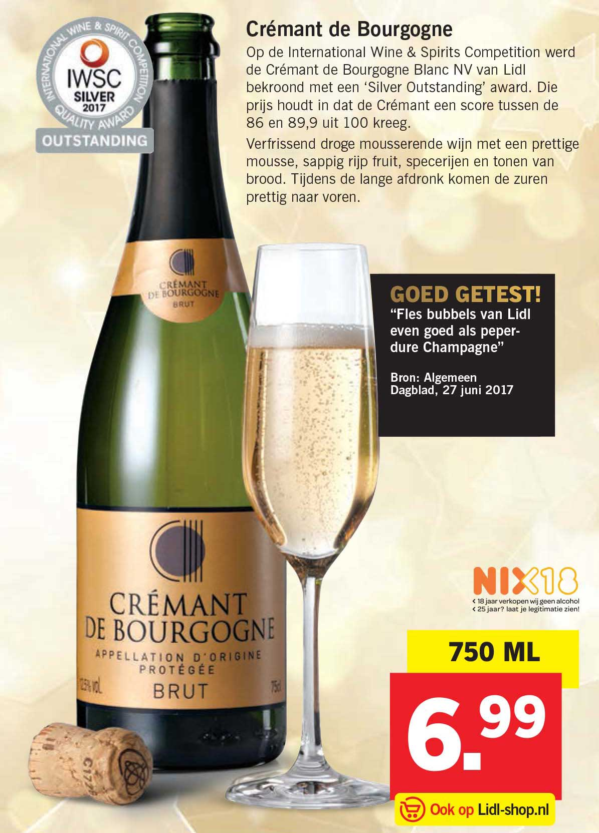 Lidl Cremant De Bourgogne