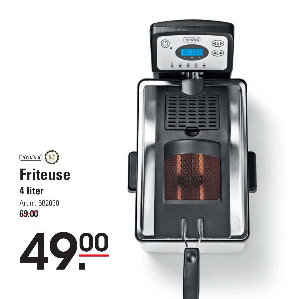 Sligro Friteuse 4 Liter