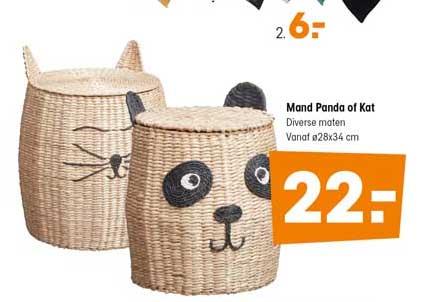 Kwantum Mand Panda Of Kat