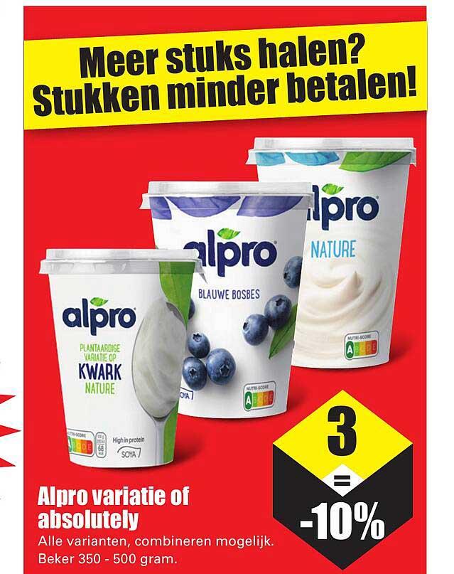 Dirk Alpro Variatie Of Absolutely