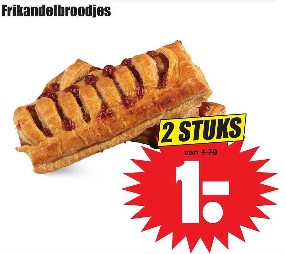 Dirk Frikandelbroodjes