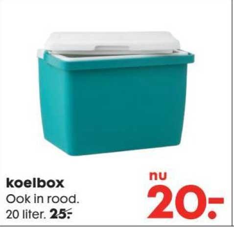 HEMA Koelbox