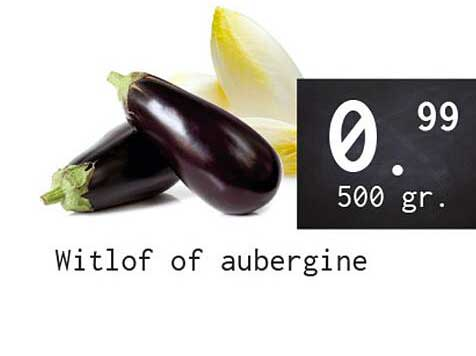 Naanhof Witlof Of Aubergine