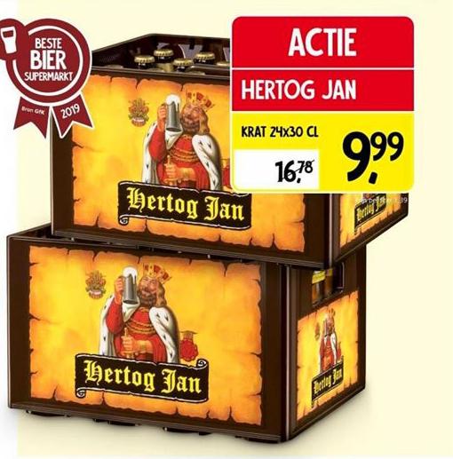 Jan Linders Hertog Jan