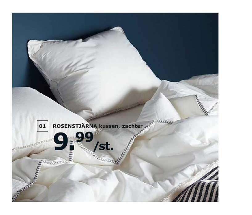 IKEA Rosenstjarna Kussen