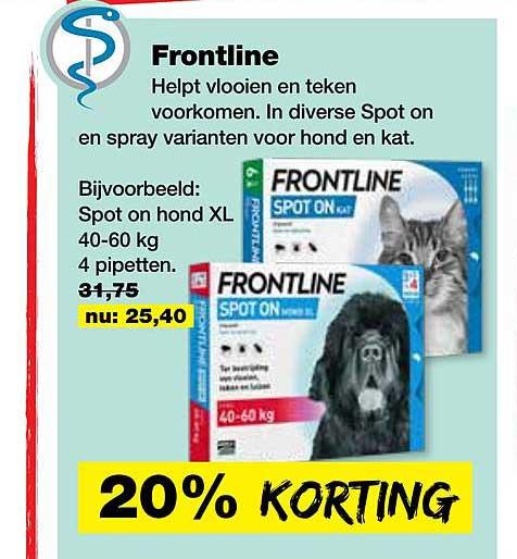 Jumper Frontline 20% Korting
