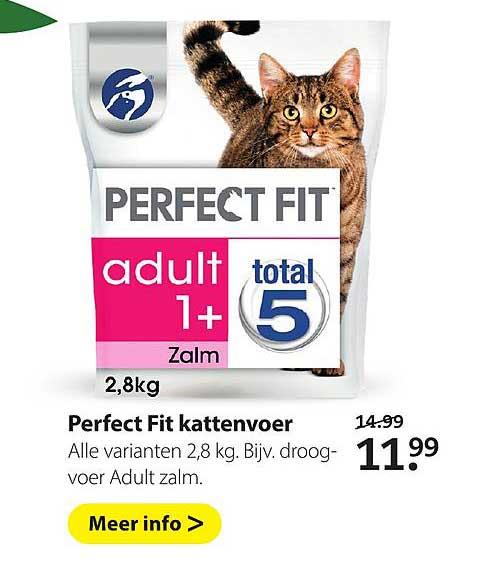 Pets Place Perfect Fit Kattenvoer