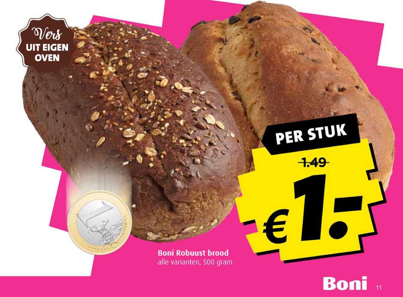 Boni Boni Robuust Brood