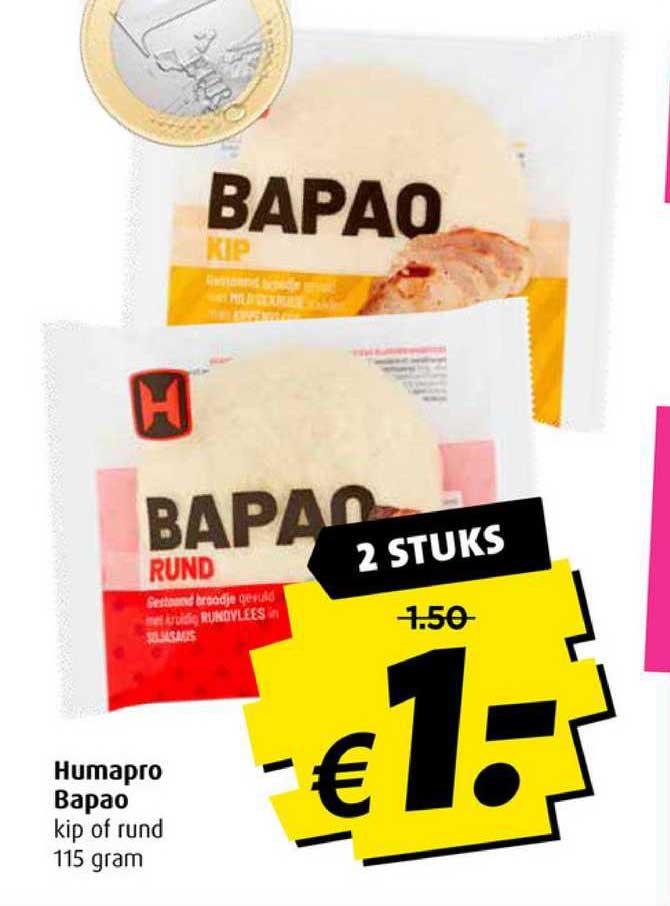 Boni Humapro Bapao