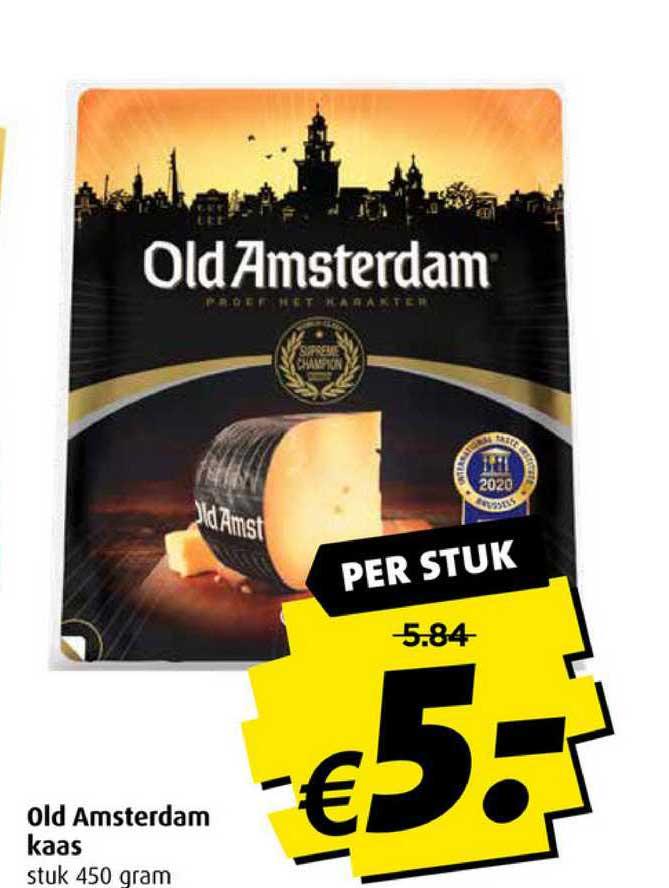 Boni Old Amsterdam Kaas