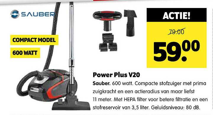 Plentyparts Power Plus V20 Sauber