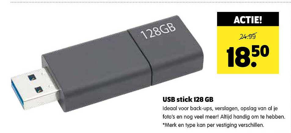 Plentyparts USB Stick 128 GB