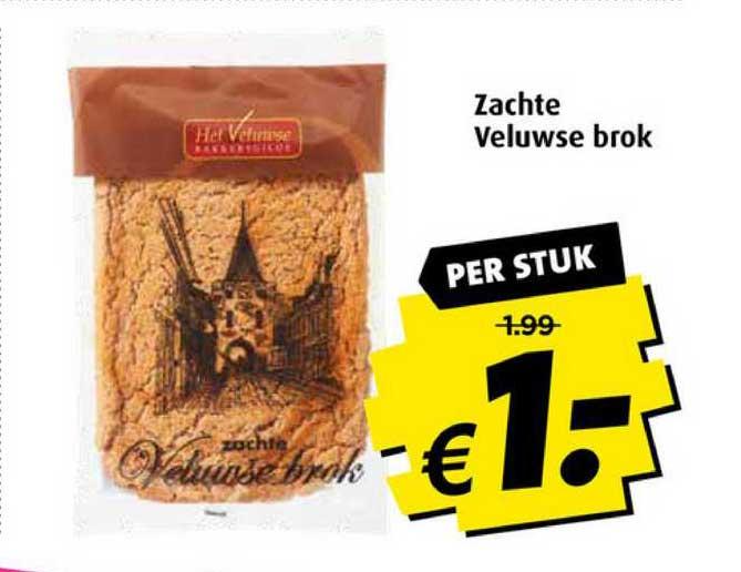 Boni Zachte Veluwse Brok