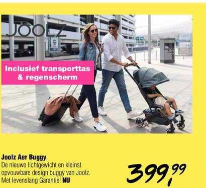 Van Asten Joolz Aer Buggy Kinderwagen