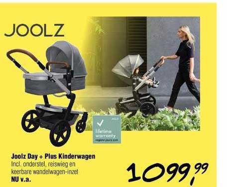 Van Asten Joolz Day + Plus Kinderwagen