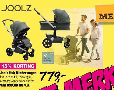 Van Asten Joolz Hub Kinderwagen 15% Korting