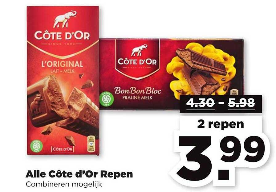 PLUS Alle Côte D'Or Repen