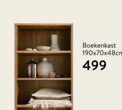 Profijt Meubel Boekenkast 190x70x48cm