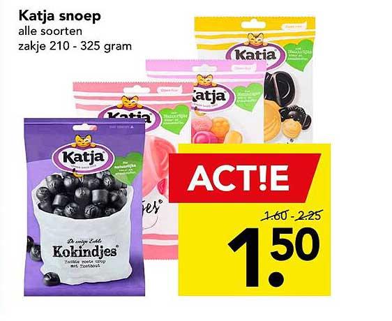 DEEN Katja Snoep