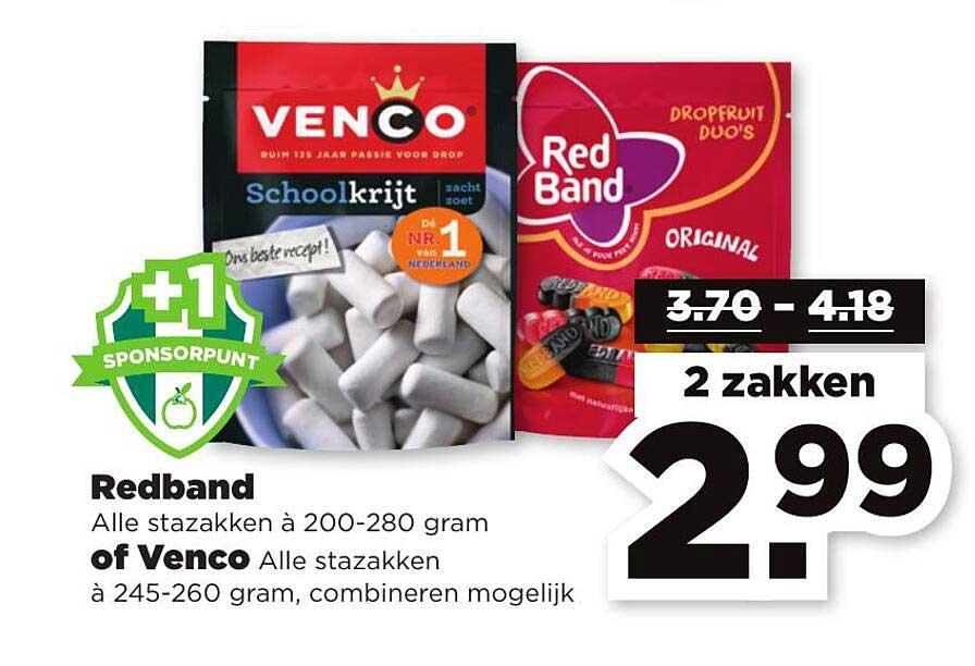 PLUS Redband Of Venco