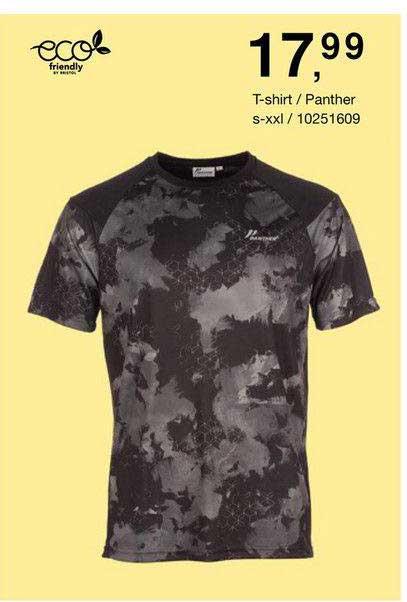 Bristol T-Shirt - Panther 10251609